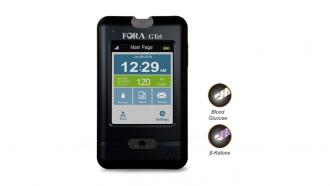 FORA Gtel: система мониторинга диабета