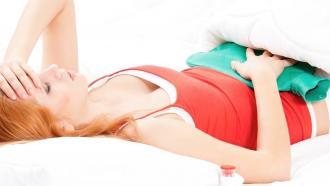 Избавиться от менструальной боли
