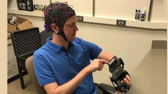 Видеоигра для диагностики болезни Альцгеймера