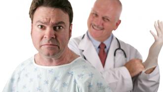 Сенсор для диагностики рака простаты по моче