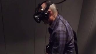Виртуальная реальность помогает определить происхождение страха и тревожности