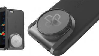 Стетоскоп в смартфоне позволяет слышать и видеть звуки сердца и легких