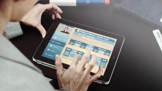 Программа, обеспечивающая мониторинг онкологических пациентов на дому