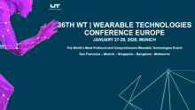 36TH Wearable technologies conference Europe