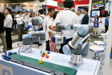 RoboDEX 2021 - международная выставка разработки и применения роботов