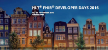 FHIR Developer Days 2016