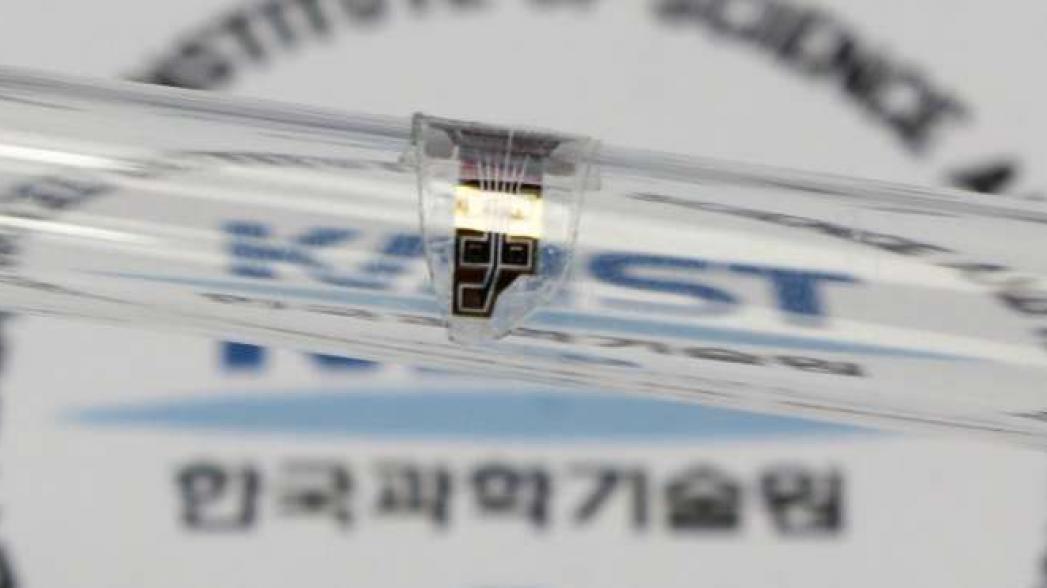 Гибкий микрочип для точной медицины
