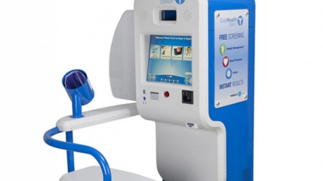 Киоск SoloHealth: оперативная оценка здоровья без врача