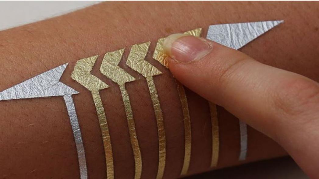 Интерфейс управления цифровыми устройствами прямо на коже