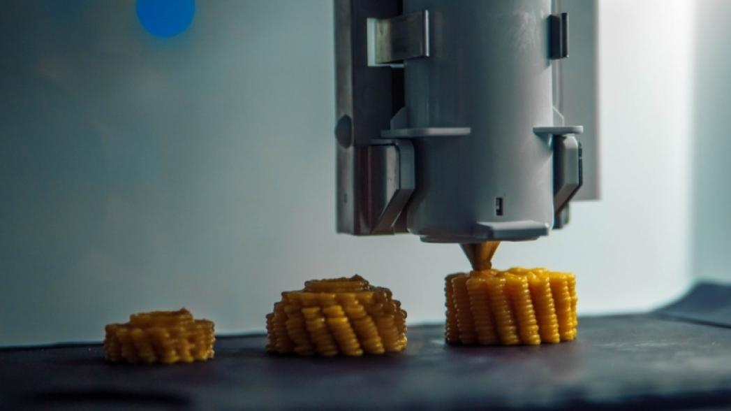 Еда будущего из принтера