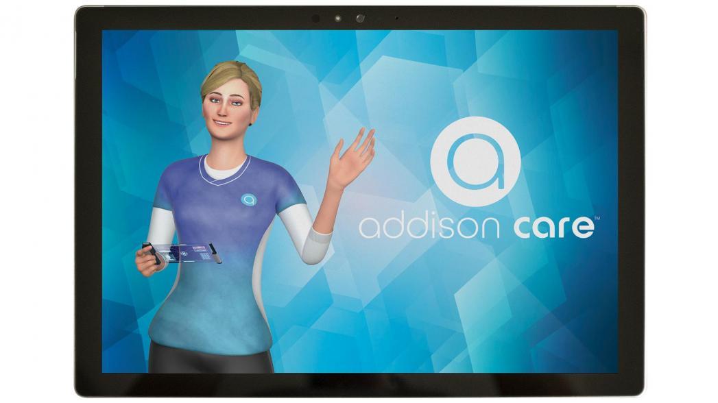 Addison Care предлагает воспользоваться услугами виртуальной медсестры по уходу за пожилыми
