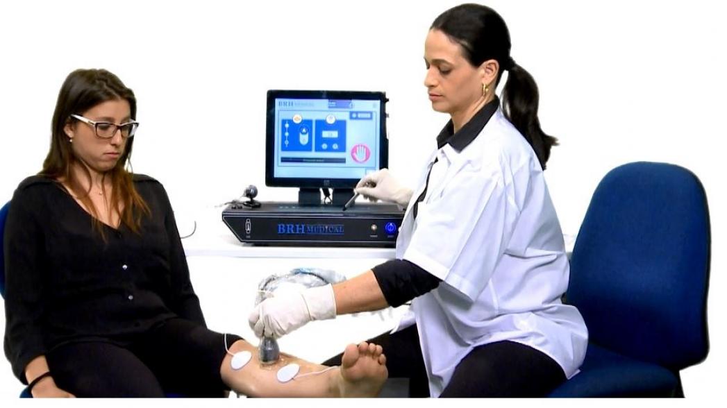 Ультразвуковая система для лечения глубоких ран