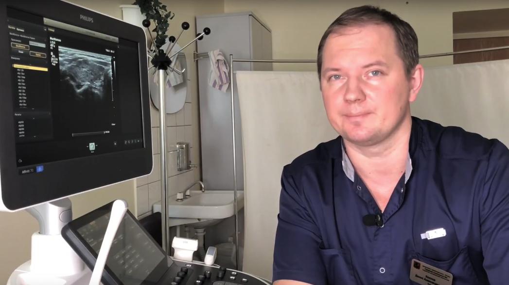 Распаковка и краткий обзор компактного ультразвукового сканера Sonostar Wireless ultrasound