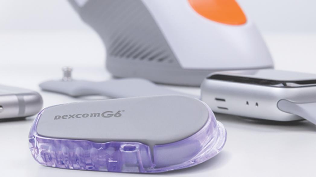 Система мониторинга уровня сахара Dexcom G6 Pro скоро будет доступна диабетикам