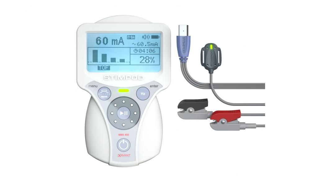 Двухсенсорный монитор нейромышечной активности пациента от Xavant Technology