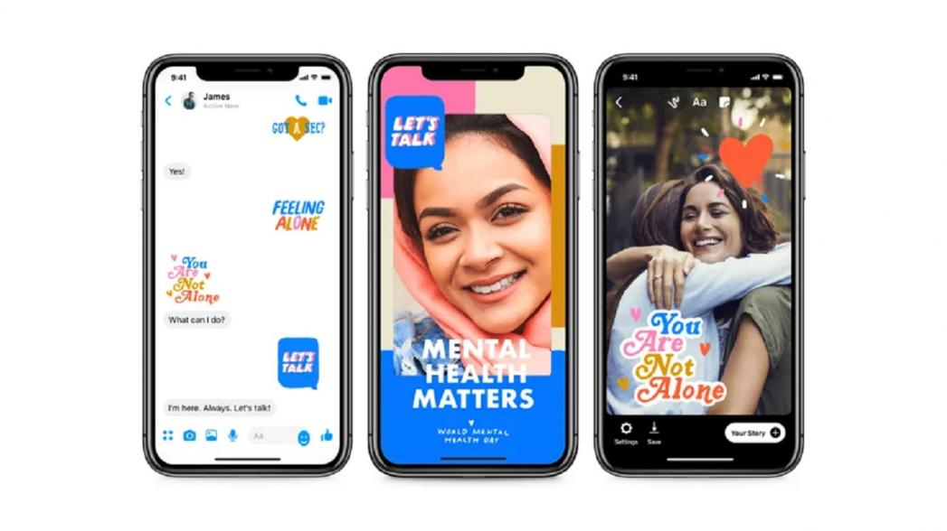 Facebook Messenger как инструмент помощи при психических проблемах