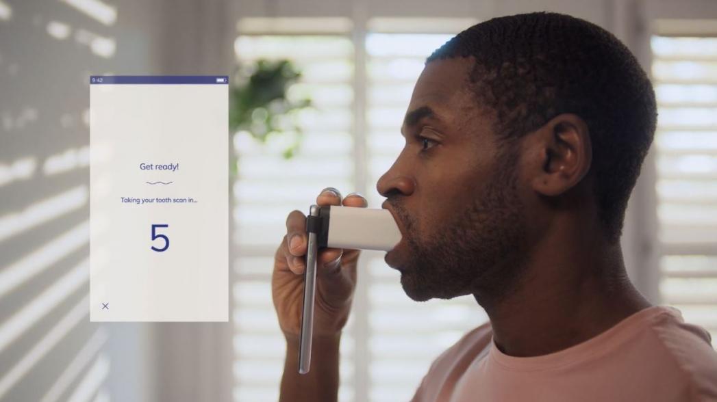 uunn: Цифровой трекер здоровья зубов