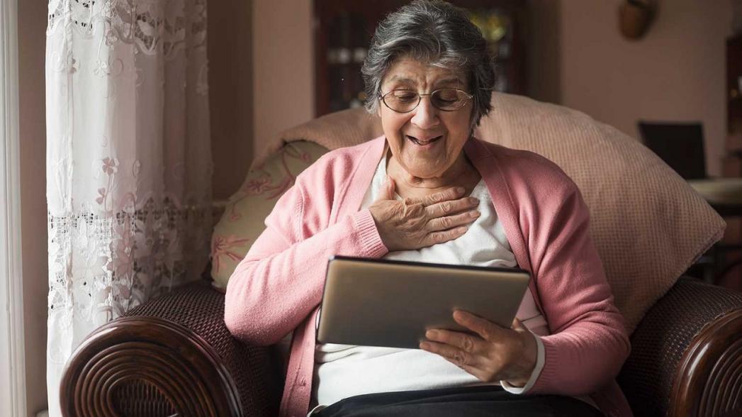 4 технологии для пожилых, которые принесут им радость