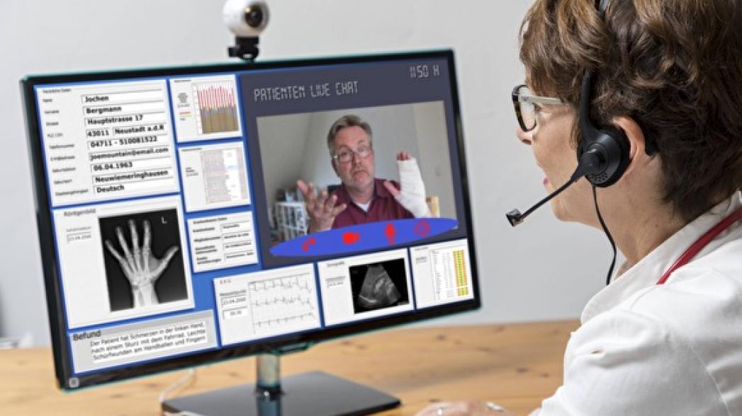 Сбербанк, DocDoc и аптеки Вита договорились продолжать развивать телемедицинские проекты