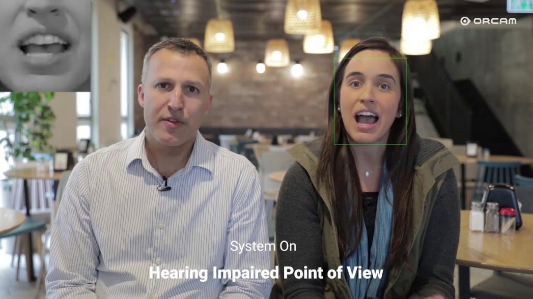 "OrCam делает слуховой аппарат ""умным"""