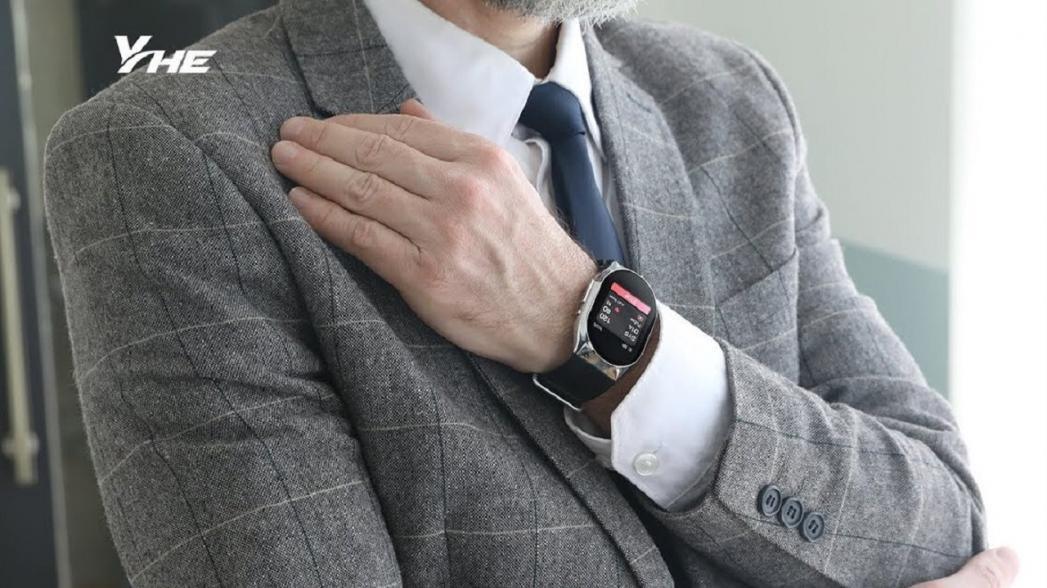YHE BP Doctor: Часы, контролирующие давление, сердцебиение и оксигенацию