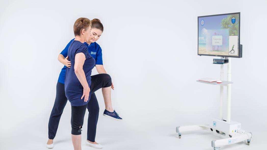 Как восстановить двигательные навыки дома с помощью цифровой медицины