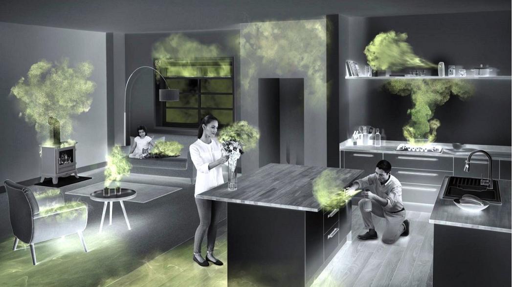 Могут ли цифровые устройства помочь с загрязнением воздуха в помещении?