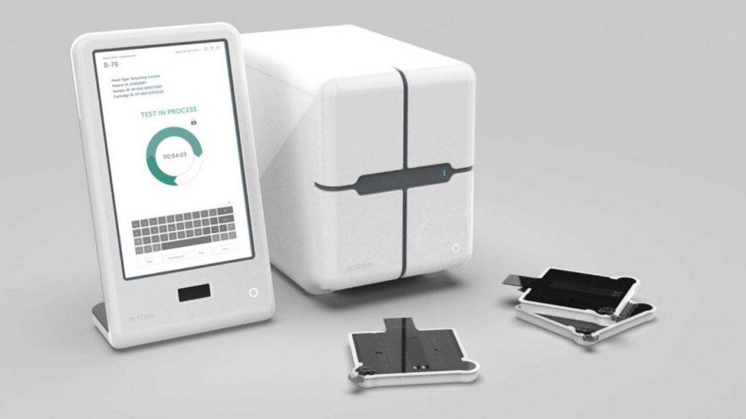 Израильтяне разработали диагностический набор для быстрой диагностики коронавируса COVID-19