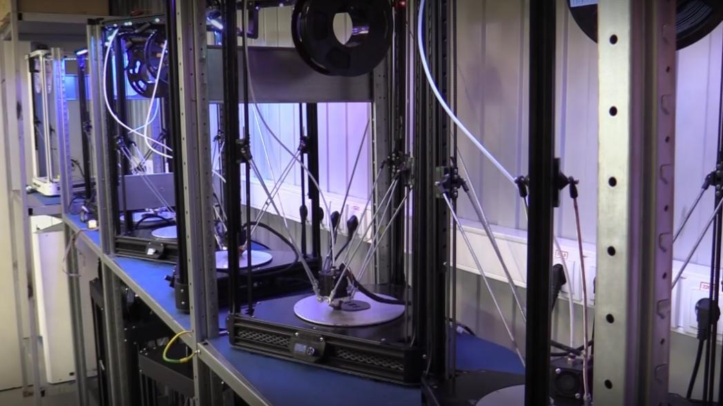 Как 3D-печать помогает бороться с коронавирусом