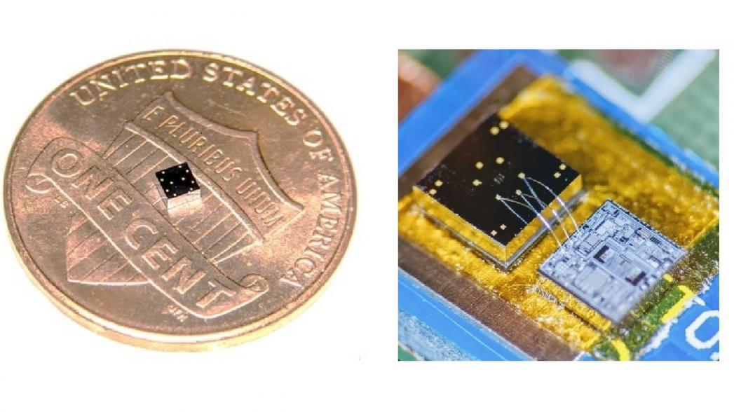 Микро-сенсор контроля работы сердца и легких позволяет очень точно контролировать здоровье человека