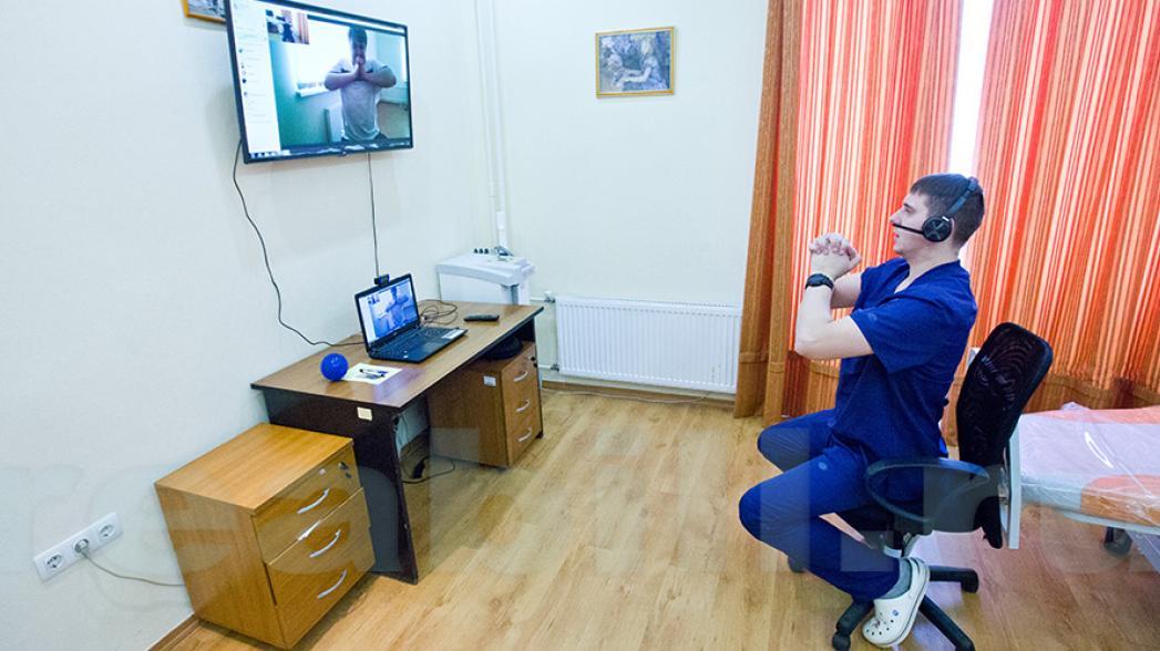 НМХЦ им. Н.И. Пирогова представляет бесплатный доступ к реабилитационной онлайн-платформе на время противоэпидемических мероприятий