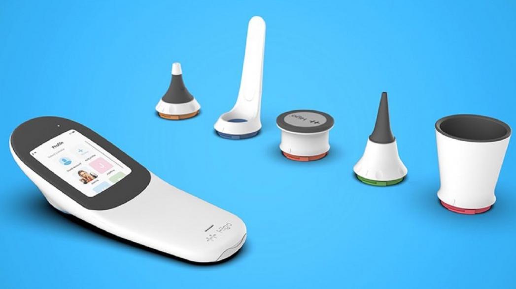 Домашний телемедицинский диагностический комплект от Zign Innovation