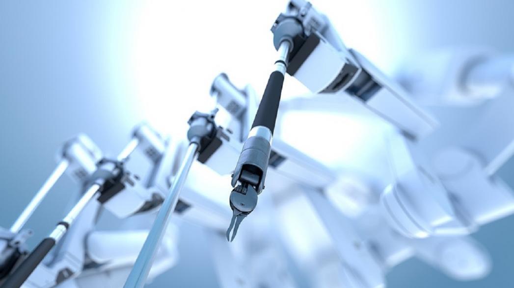 Электростимуляция предоставляет хирургическому роботу чувство осязания