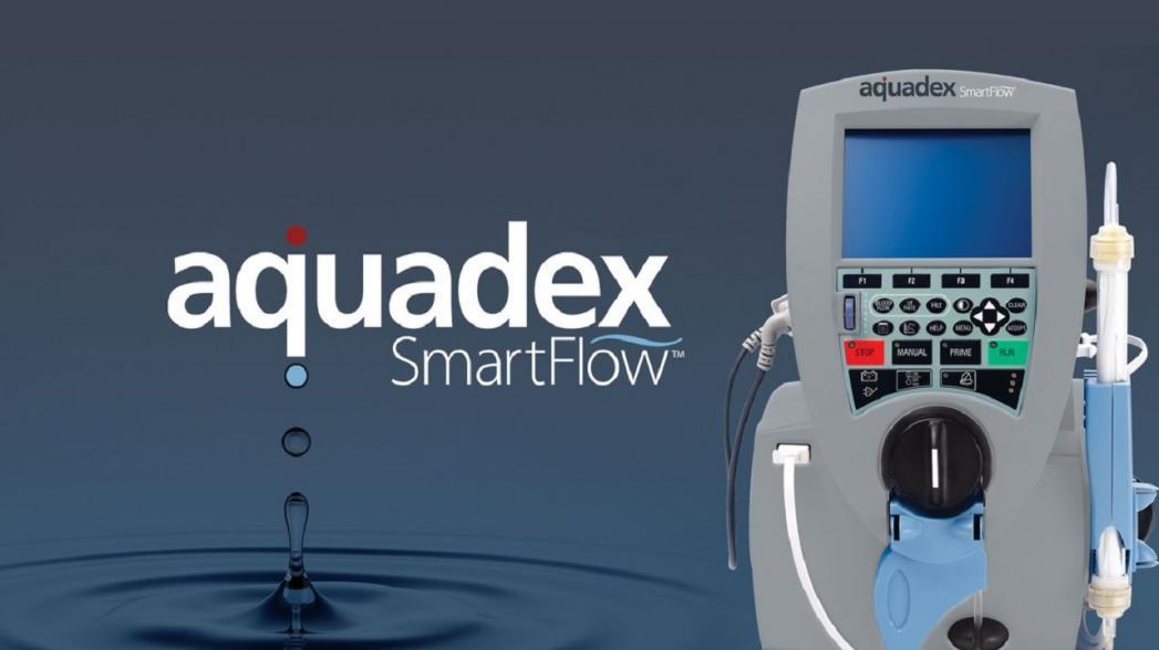 Система ультрафильтрации Aquadex для больных с COVID-19 в критическом состоянии
