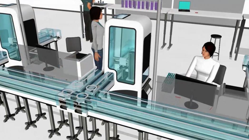 Цифровой инжиниринг и роботизация в фармацевтическом бизнесе