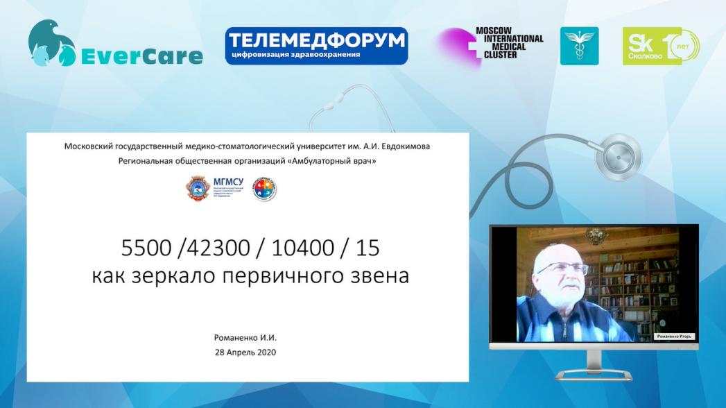 Игорь Романенко - 5500/42300/10400/15 как зеркало первичного звена