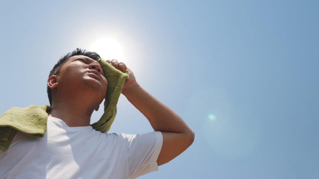 Спастись от теплового удара