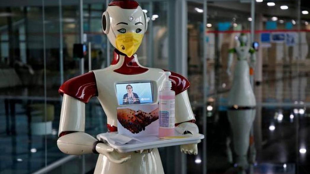 Как медицинские роботы меняют мир?!