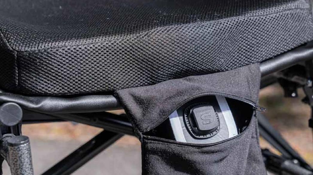 """""""Умная"""" подушка для пользователей инвалидных колясок"""