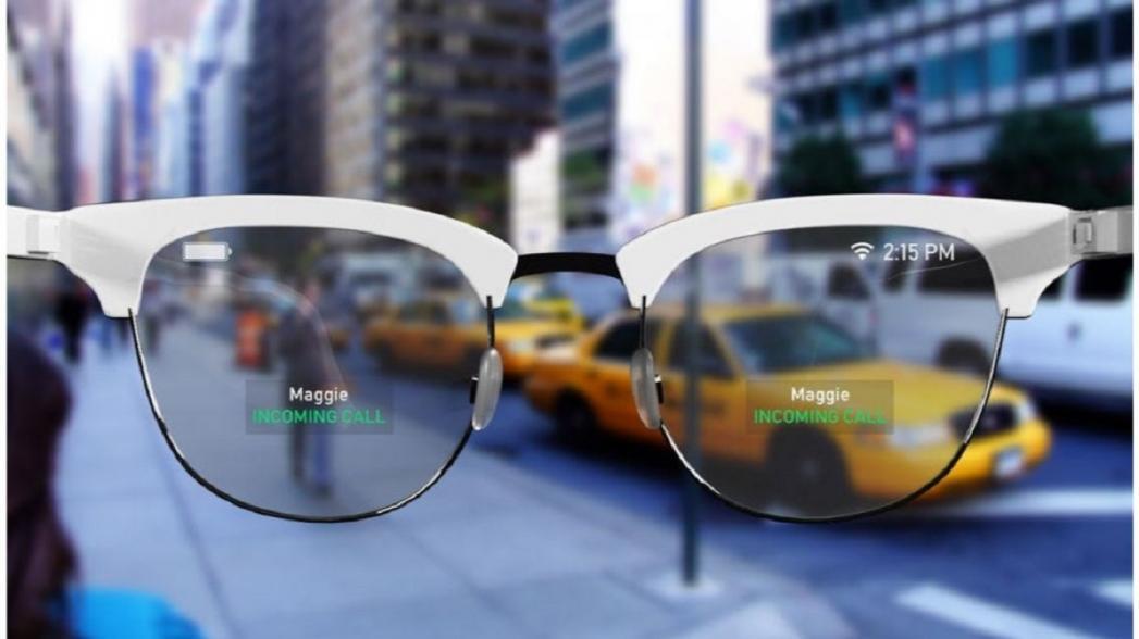 Apple работает над очками дополненной реальности