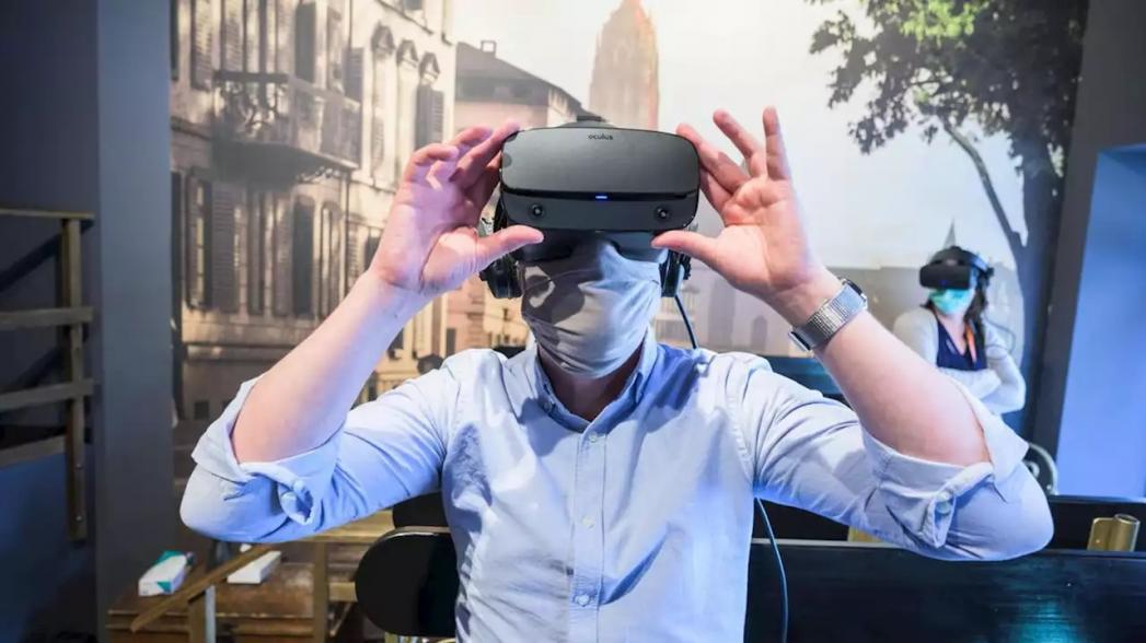 6 систем виртуальной реальности против стресса и тревожности при пандемии