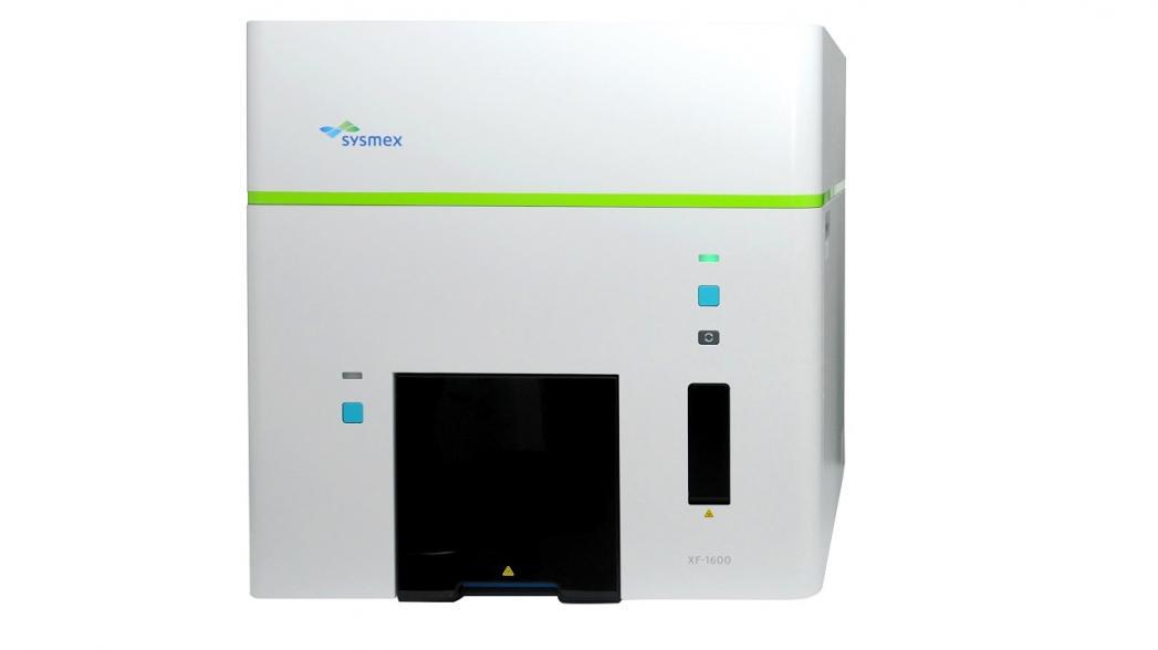 XF-1600: Проточный цитометр, отличающийся повышенной эффективностью и удобством
