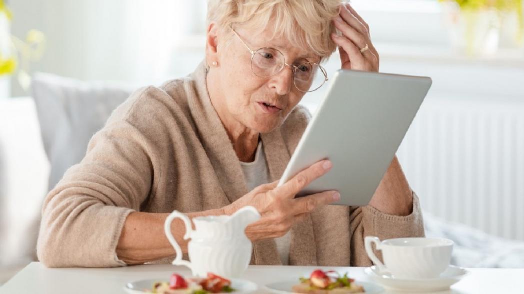 Телемедицина не подходит для многих пациентов старше 65 лет