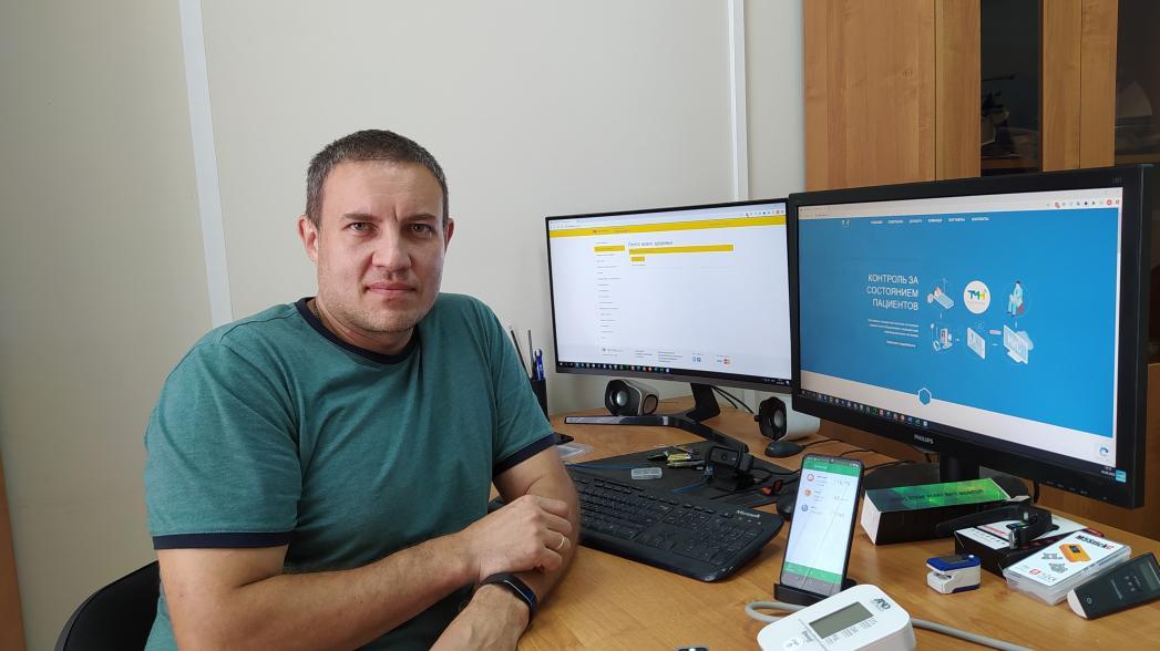 «ТелеМедХаб» решает проблемы постоянного мониторинга состояния здоровья пациента