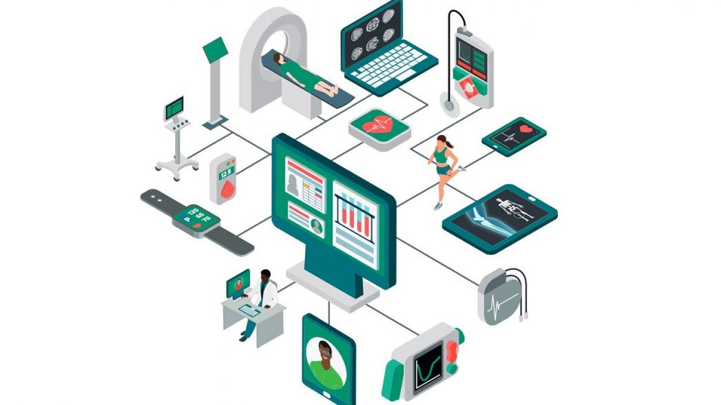 Как Интернет медицинских вещей влияет на здравоохранение