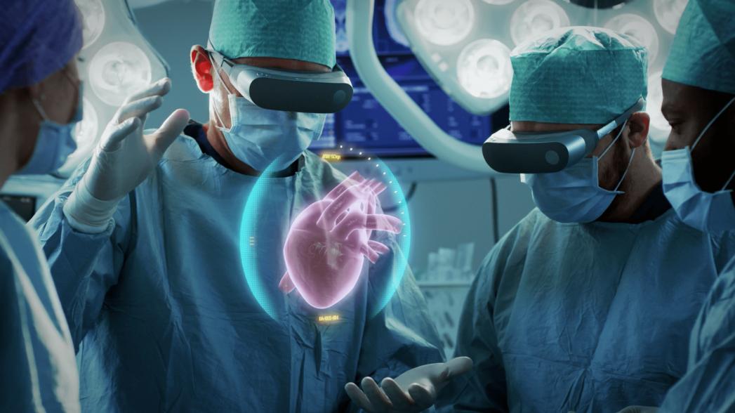 Виртуальная, дополненная и смешанная реальность на страже здоровья
