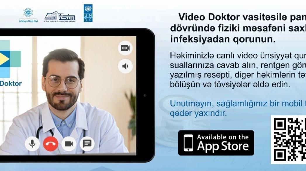 В Азербайджане заработал Video Doktor