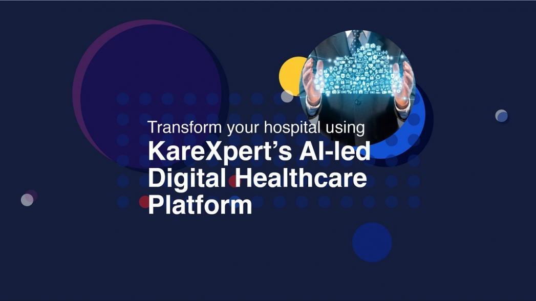 Облачная медицинская платформа для больниц KareXpert на базе искусственного интеллекта