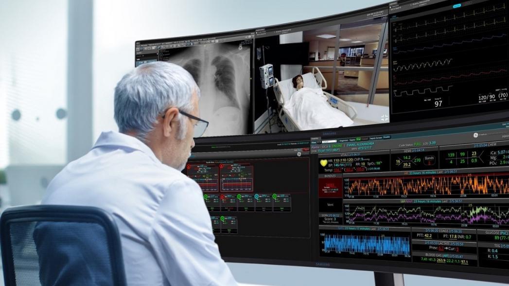 GE Healthcare вывела на рынок решение для удаленного мониторинга тяжелых и инфицированных пациентов