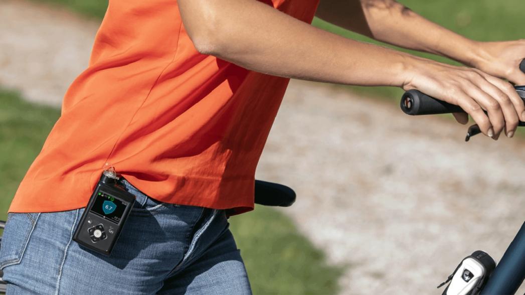 Система контроля уровня сахара Medtronic MiniMed 770G разрешена к использованию взрослыми и детьми